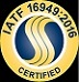 ISOITS 16949:2016 Certified
