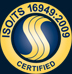 ISOITS 16949:2009 Certified